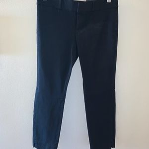 "Banana Republic: ""Sloan""- straight-leg crop"